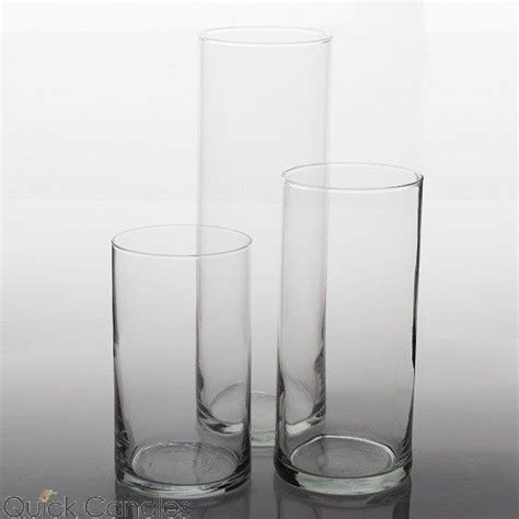 Cylinder Candle Holders by Eastland Cylinder Pillar Candle Holders 6 Quot 7 5 Quot 10 5