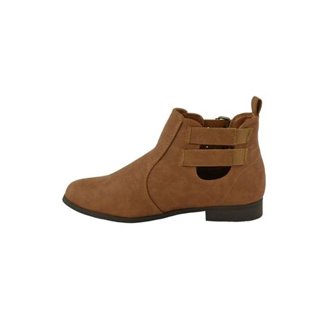 flat ankle boots for flat buckle ankle boots