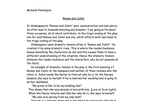 essay structure romeo and juliet romeo and juliet essay quotes romeo and juliet quotes