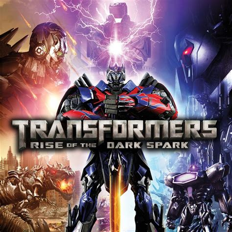 Transformer Rise Of The Spark transformers rise of the spark 2014 playstation 4