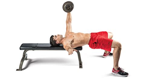 single arm dumbbell bench press single arm partial bench press video watch proper form