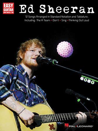 ed sheeran biography in french give me love sheet music direct