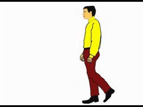 orang berjalan