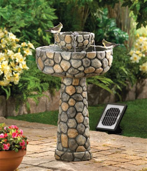 Garden Fountains And Outdoor Decor Water Indoor Outdoor Garden Decor W New Ebay