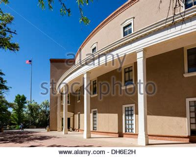 santa fe new mexico state capitol stock photo usa new mexico nm santa fe railway water tower at the