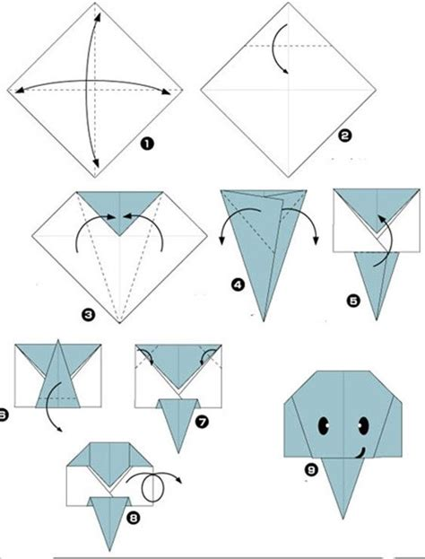 easy origami figures best 25 simple origami for ideas on