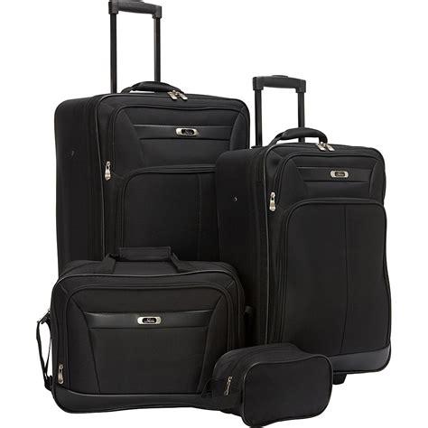 kalica set 2colour skyway desoto 2 0 4 travel set 2 colors luggage set