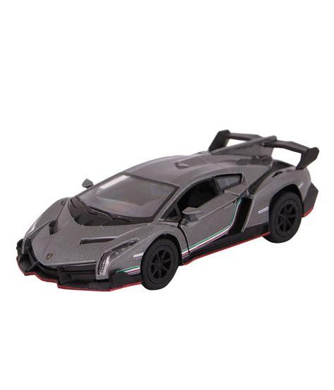 Buy A Lamborghini Veneno Kinsmart Die Cast Metal Lamborghini Veneno Grey Buy