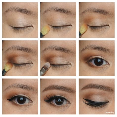 eyeshadow tutorial gwen stefani palette urban decay gwen stefani tutorial 1 kirei makeup