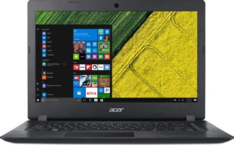 Acer Aspire A314 31 C736 Laptop bol acer aspire 3 a314 31 c7cy laptop 14 inch