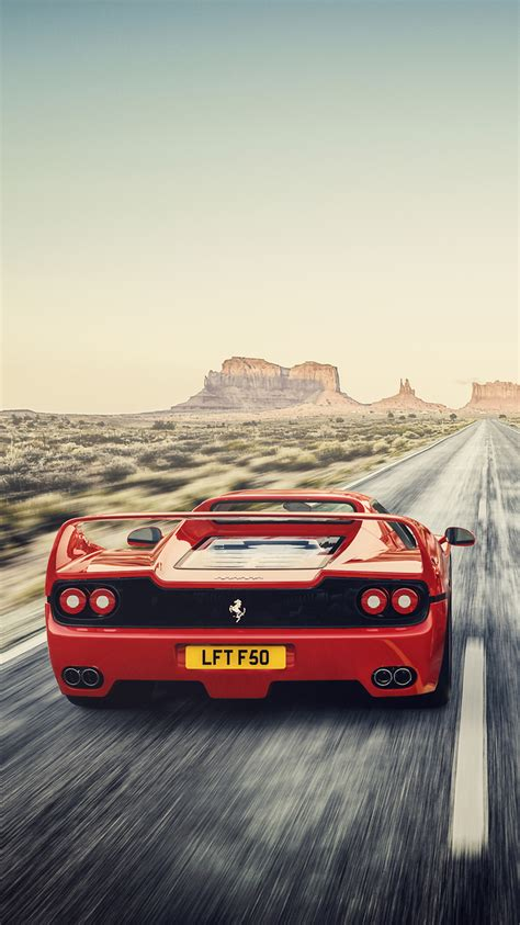 ferrari  iphone wallpaper hd