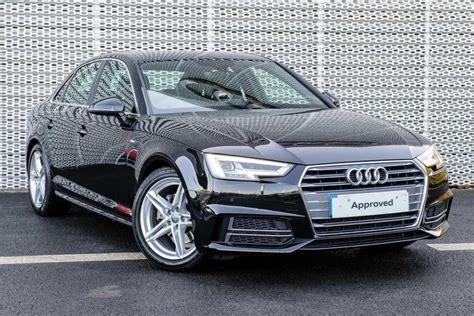 Audi A4 2 0 Tdi S Line by Used 2017 Audi A4 2 0 Tdi S Line 4dr For Sale In Kent