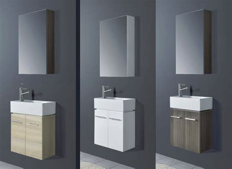 Arto Vanities by Arto Meili Mini Wall Hung Vanity Unit The Possible