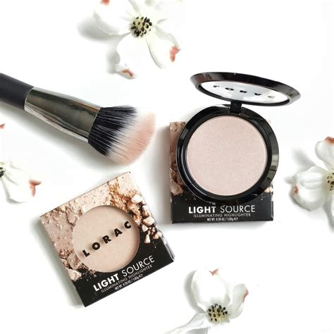 lorac light source highlighter lorac light source illuminating highlighter review