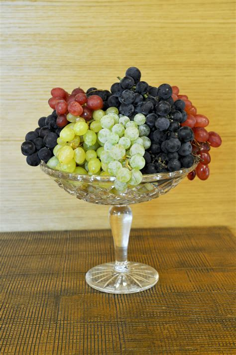 in tavola l uva protagonista in tavola cucina