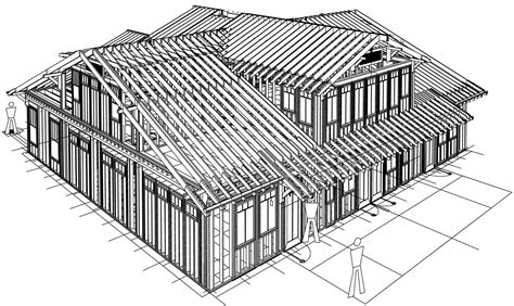 House Framing Plans Home Design And Style