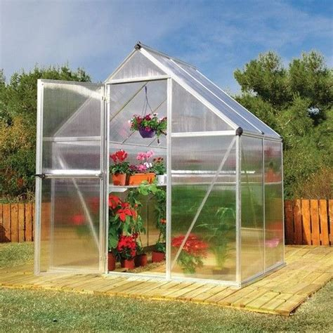 Small Green House by Greenhouse Doors Uk 163 84 15 Wood With Polycarbonate
