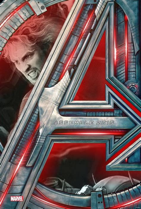 quicksilver movie poster the avengers 2 age of ultron quicksilver poster by