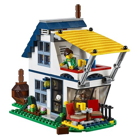 3in1 New Sufia 2526 B lego creator vacation getaway 3 in 1 cer summer home and yacht 31052 ebay