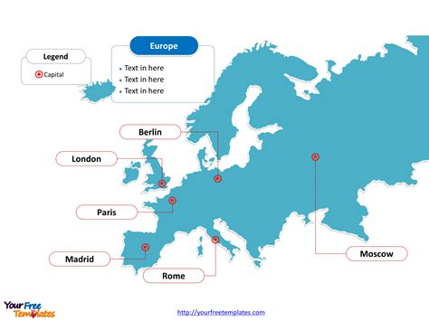 Free Search Europe Labeled Map Of Europe Search Results Dunia Pictures