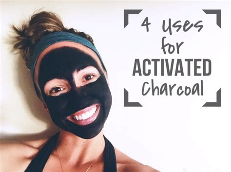 How Much Activated Charcoal Should You Use To Detox by Should You Use Activated Charcoal Instant Health Makeover