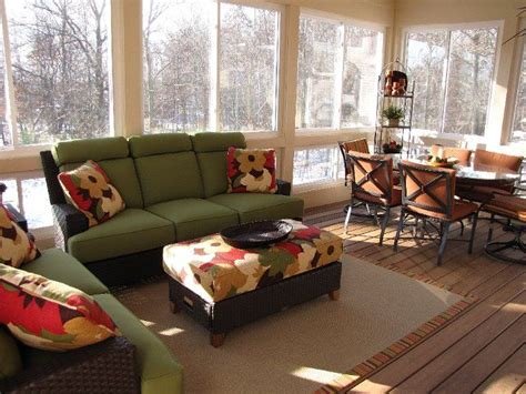 3 season porch furniture comfortable three season room furniture design ideas