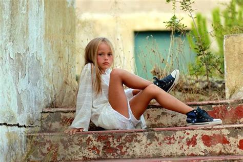 illegal little 12 old models kristina pimenova l enfant mannequin qui choque