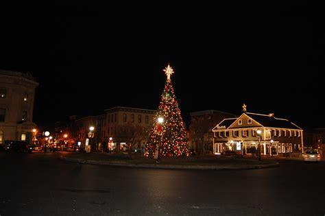 gettysburg christmas tree lights gettysburg daily