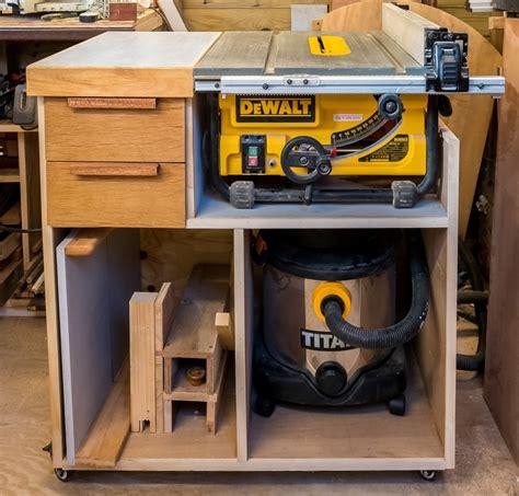 dewalt 745 table saw mobile tablesaw stand for dewalt dw745 part 2 of 2