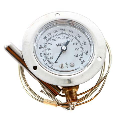 Termometer Analog food box analog thermometer part f61530