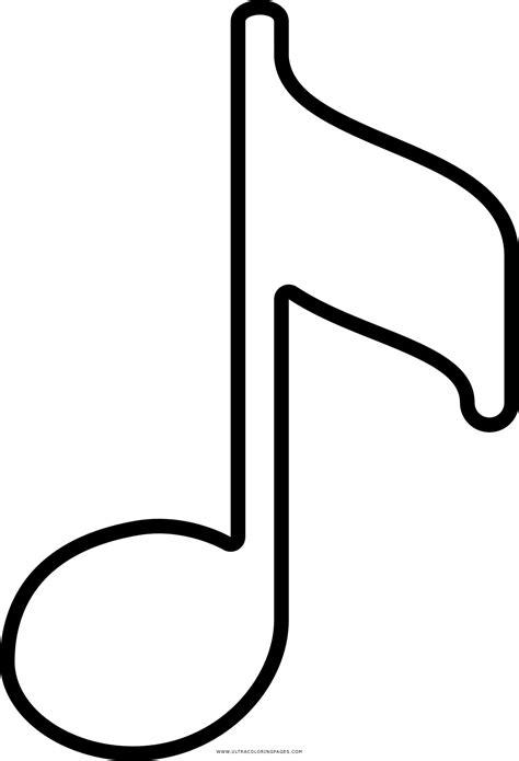 bordes para notitas colouring pages nota musical desenho para colorir ultra coloring pages