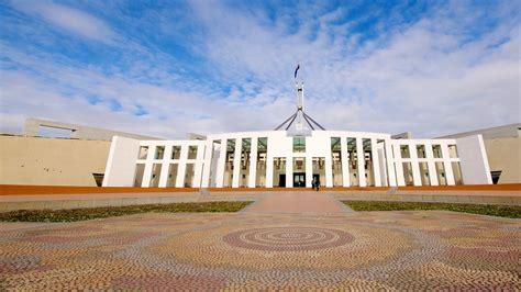 parliment house parliament house canberra tourism media