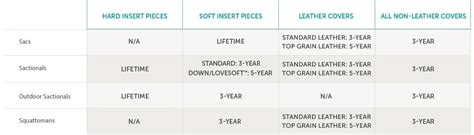 Lovesac Warranty - concerning questions analysts might not ask on lovesac s