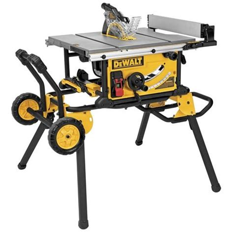 Dewalt Dwe7491rs Table Saw Review Table Saw Review