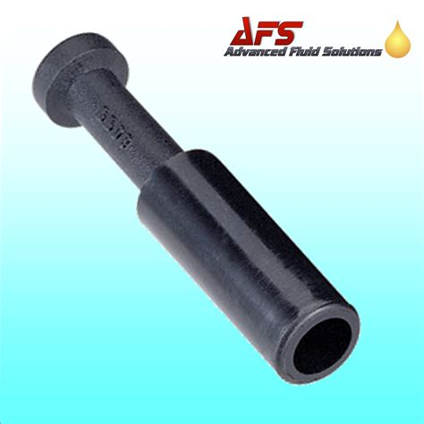 End Cap 6 Mm Push In 6mm push fit stop end pipe blanking for air pipes
