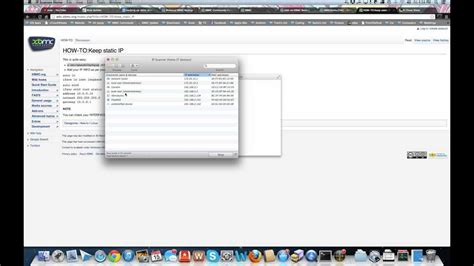 My Static Ip Address Lookup Xbmc Changing To A Static Ip Address