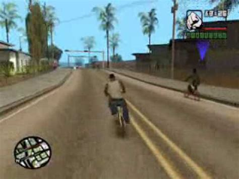 gta: san andreas: mission 1 big smoke youtube