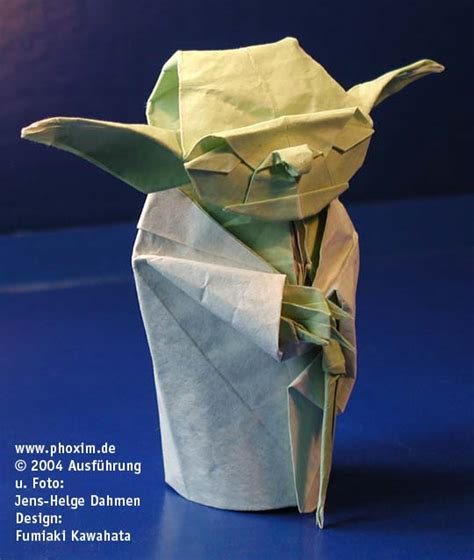 How To Fold The Real Origami Yoda - wirejacked home happy pride day here s a few yodas