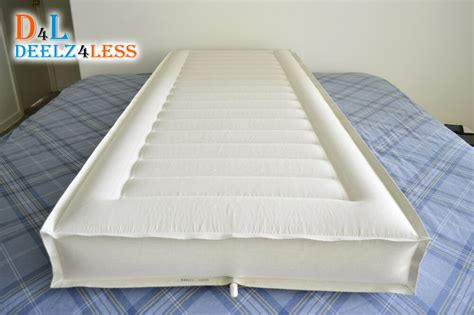select comfort sleep number eastern king size air chamber for 2 hoses bed ebay