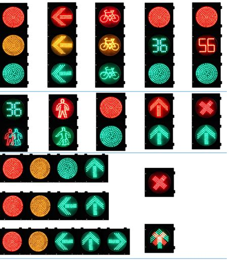 led traffic signal lights zsimc made in china led traffic lights china led
