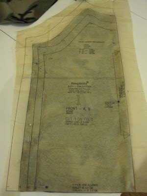 best sewing pattern tracing paper becky s blabber how to cut different sizes from one