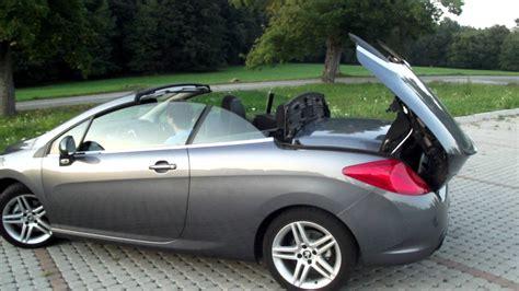 peugeot cabriolet 308 peugeot 308 cc convertible image 299
