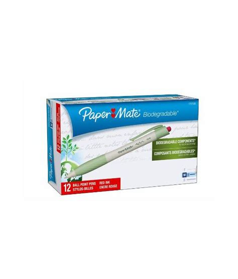 paper mate earth write pencils paper mate earth write retractable medium point pen