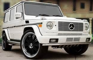 Mercedes G Class White Ohh My Sweeet Beautiful White Mercedes G Wagon You Will