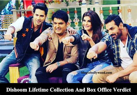 hindi movies box office verdict 2016 dishoom total lifetime collection and box office verdict