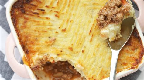 And Easy Cottage Pie Recipe by