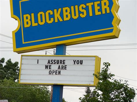 Blockbuster Plans to Shutter Another 300 Stores   InvestorPlace