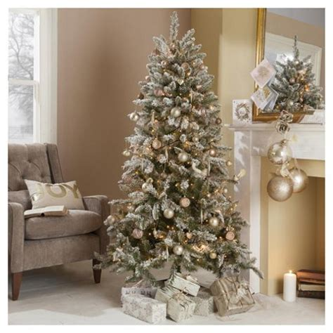 buy 6ft christmas tree aspen flocked from our christmas