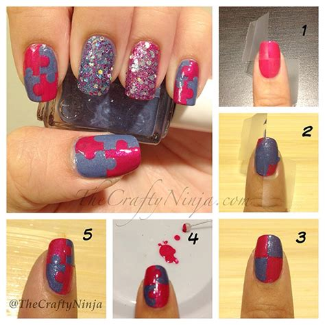 amazing nail art tutorial musely