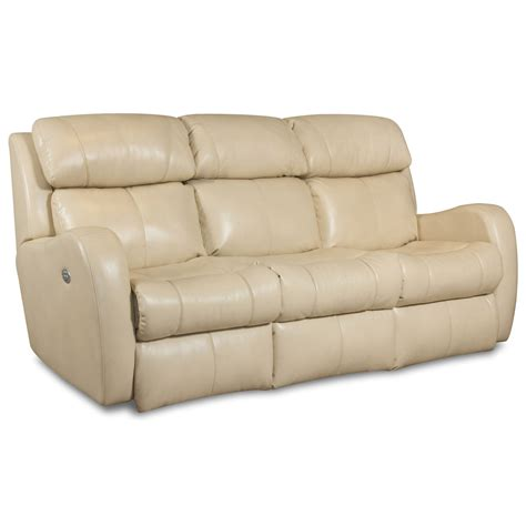 southern motion sofa with power headrest southern motion siri reclining sofa with power